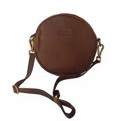 Handmade Leather Sling Bag
