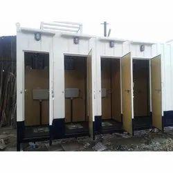 FRP Prefabricated Toilet
