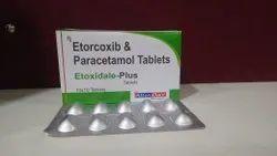 Etoxidale- Plus Etoricoxib 60 mg Paracetamol 325 mg