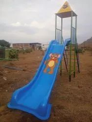 FRP SLIDE WITH CANOPY