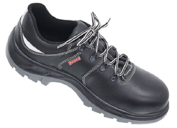 PU Sole Leather Karam  Abawrf Safety Shoes