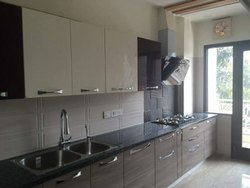 Straight Shape Modular Kitchen