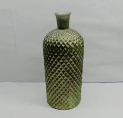 Handmade Glass Flower Vase