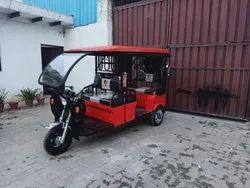 Passenger Basic E-Rickshaw, Model Name/Number: Sn Ellectrico Lc
