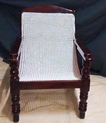 British Colonial Plantation Chair