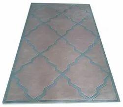 Tufted Wool Floor Carpet