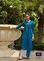 Designer Embroidered Salwar Suits