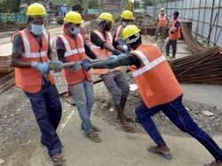 50 To 100 People Skilled Labour Contractors, Pan India