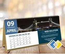 Project Based Hardbound Calendar Designing Service