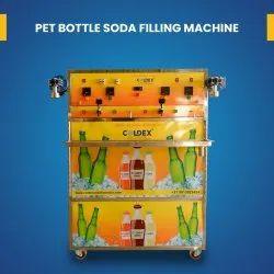 Pet Bottle Soda Filling Machine (2+2 Model)