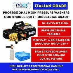 Italian Grade Continuous Duty Super Energy Saver Car Washer