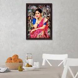 Customised Photo Collage Frame Gift