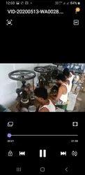 Hand Press Dona And Plate Machine