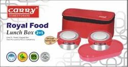 Royal Food Soft Touch Lunch Box