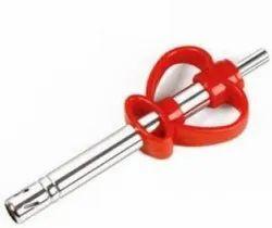 Stainless Steel Heart Kitchen Lighter