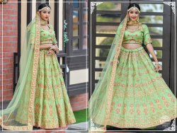 Woman Bridal Lehenga Choli