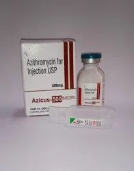 Azithromycin For Injection 500mg