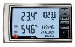 Tetso 622 Large Display Hygrometer with absolute Pressure
