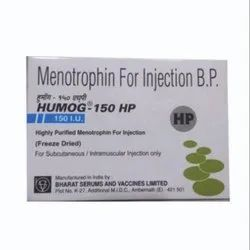 Menotrophin For Injection Bp
