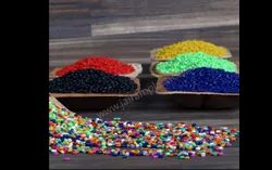 Recycled Polymer Granules
