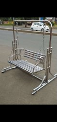 Antique Stainless Steel Swing Jhula