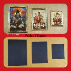 Divine Magnetic Gold Foil Pictures With Lacquer Finish