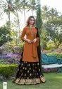 Ladies Designer Top,lehenga With Dupatta