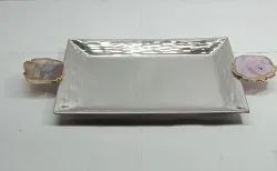 Stainless Steel Milk Collection Tray