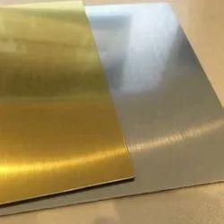 Silver ABS Sheet