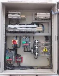 Industrial Control Panel Wiring Service