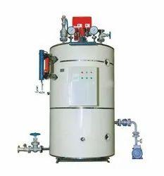Coal Fired 3 TPH Steam Boiler
