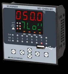 MSU-1248U-M1 8 Channel USB Temperature Scanner