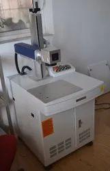 Led Bulb Fiber Laser Marking Machine