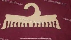 Paper Natural Cardboard Hangers For Garments