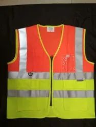 Polyester Safety Jacket
