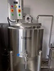 Ice Cream Ageing Vat Machine, Dairy Equipments
