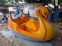 Duck Pedal Boat Two Seater