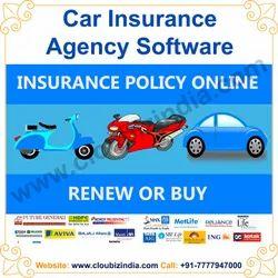 Car Insurance Agency Software