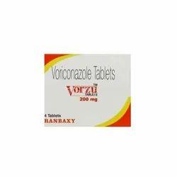 Vorzu 200 Mg Tablets