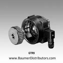 Hollow Shaft DC Tachogenerator GTR-9
