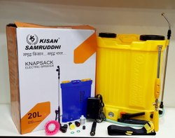 Kisan Samruddhi Double Motor Sprayer 12v 12ah