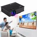 UNIC UC68 Portable LED Projector 2200 Lumens HD 1080p HD Video  for home cinema Mobile Projector