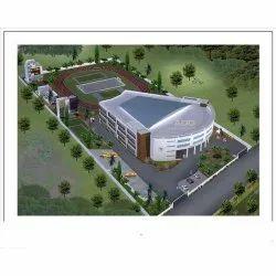 Auditorium Construction Service, in India