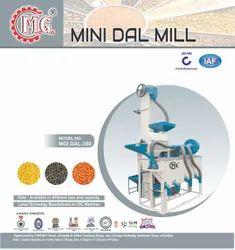 Mini Dal Mill Machine 5hp
