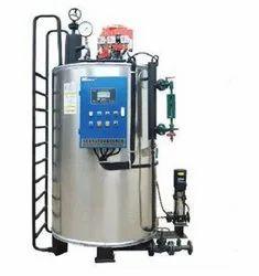 Diesel Fired 300 Kg/hr Steam Boiler