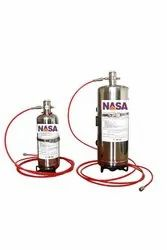 NASA Tubing based automatic fire Suppression System