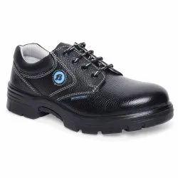 Low Cut Black Safety Shoes