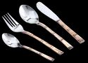 Copper Bamboo HM Cutlery