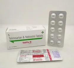 Tekfix N ( Telmisartan 40mg + Nebivolol 5mg) Tablets