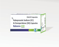 Rabeprazole Sodium 20 Mg  Levosulpiride 75 Mg SR Capsules